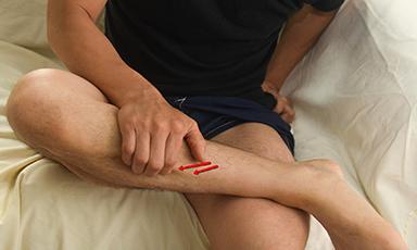 Plantar Fasciitis Exercise #1: Treat your Shin Muscle Tibalis Anterior