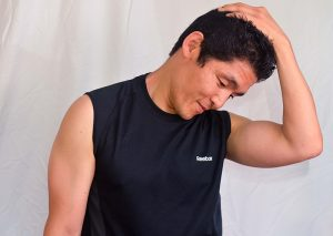 Headache Pain Exercise #5 Trapezius Stretch