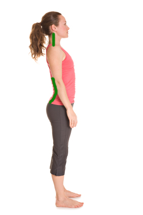 Posture Correct An Excessive Low Back Curve