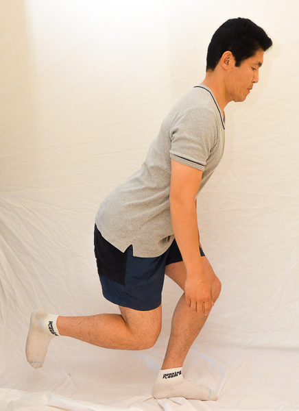 One Leg Squat:Posture-Correct your Excessive Low Back Curve