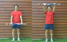 Exercise #3 Flexion Umbrella Exercise For Frozen Shoulder