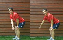 Frozen Shoulder Exercises Pendulum