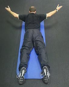 "Posture Exercises: Prone ""Y"" Exercise Toronto Chiropractor"