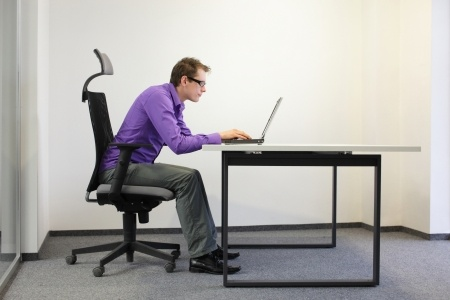 Sitting Posture: Core Exercises To Help Your Posture: Toronto Downtown Chiropractor