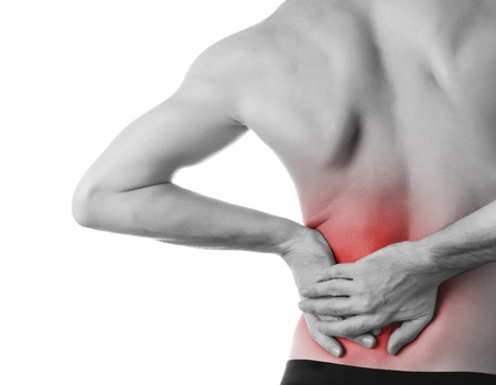 Degenerative Disc Disease Exercises: X-rays showing DDD: Downtown Toronto Chiropractic
