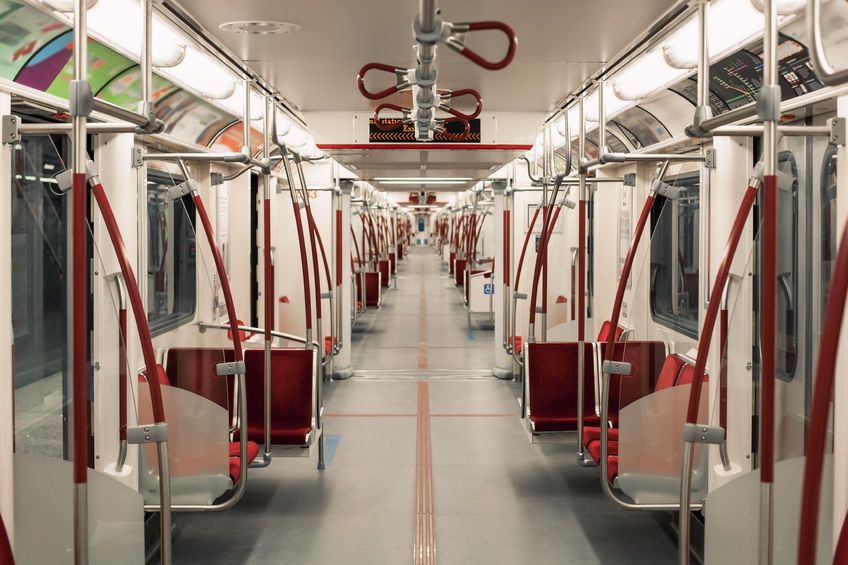 Toronto Subway Seats Decrease Spinal Stress| Downtown Toronto Sports Chiropractor Dr. Ken Nakamura |Best Toronto Chiropractor