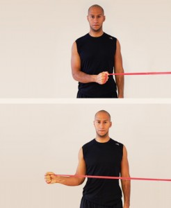 External Rotators Exercises For Rotator Cuff Pain: