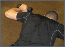 Prone External Rotation For Supraspinatus | Best Toronto Chiropractor : Dr Ken Nakamura