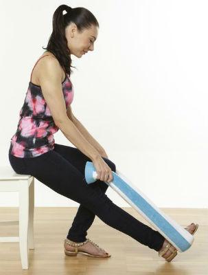 Sitting Hamstring Stretch For Knee Osteoarthritis | Dr Ken Nakamura Best Toronto Chiropractor